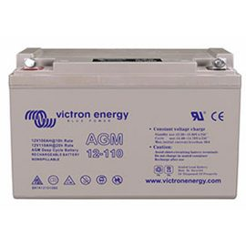 Battery 12V 506-AGM 12-110 — available from Durst Industries Australia