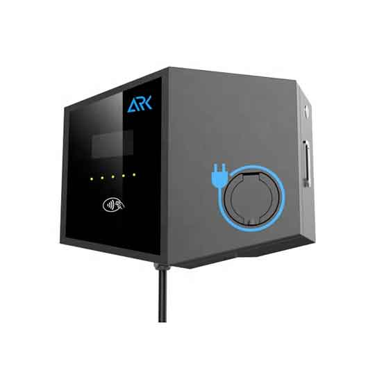 AKEV22 7kW and 22kW AC EV Electric Vehicle Charging Station HOME USER, Available from Durst Australia