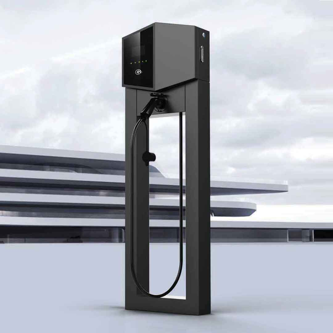 AKEV22-OP Electric Vehicle Charging system available from Durst Australia