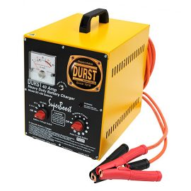 Heavy Duty Battery Charger — Durst BC-430 — Carry Battery Charger 40Amp