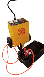 BC-6100T Industrial Workshop Battery Charger Trolley