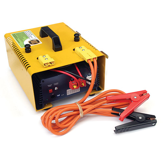 Battery Charger (Carry) BCD-1250C  Heavy Duty Battery Charger made and sold in Australia