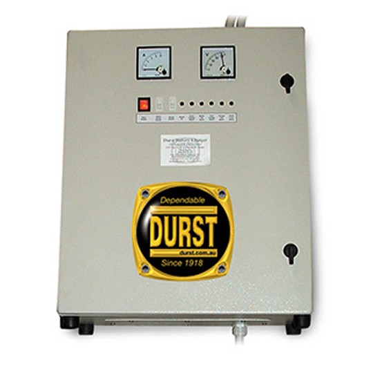 UPS Charger BCG-G7E-24/60AFB — available from Durst Industries Australia