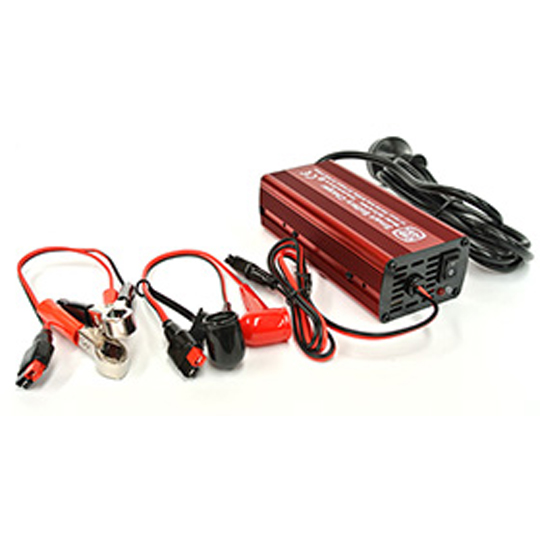 Battery Charger SmartCharger BCS-A2404 — Available from Durst Industries Australia
