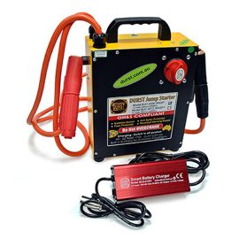 BJC-2000 Portable Jump Starter WASP — Available from Durst Industries Australia
