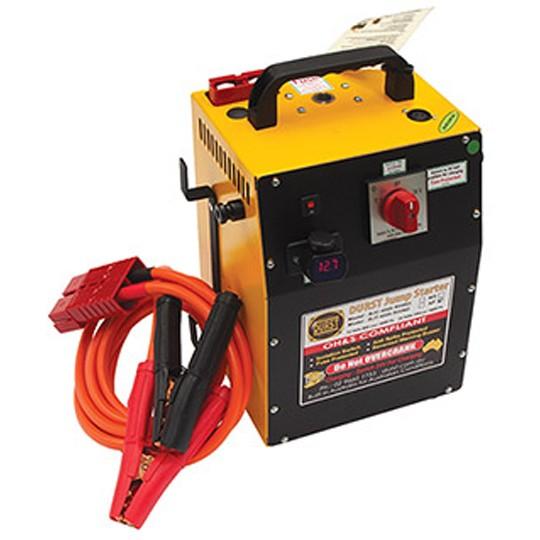 BJC-4000AP Portable Jump Starter RHINO-AP — Australian Made by Durst Industries