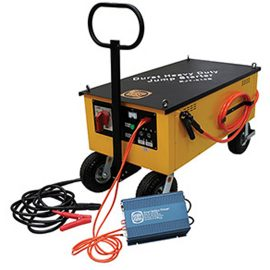 Mobile Jump Starter BIG MOTHER BJT-510B super Jump Starter for truck fleets, bus fleets, etc