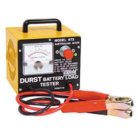 Battery Load Tester (Carry) BT-673 — Australian Made by Durst Industries