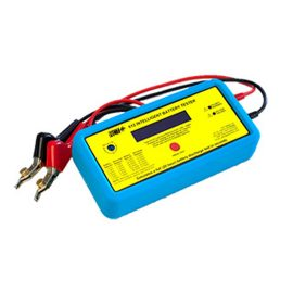 Battery Analyser BTI-612 — Available from Durst Industries Australia