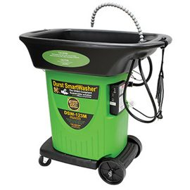 SmartWasher® DSW-123M uses bioremediation to degrade and remove contaminants