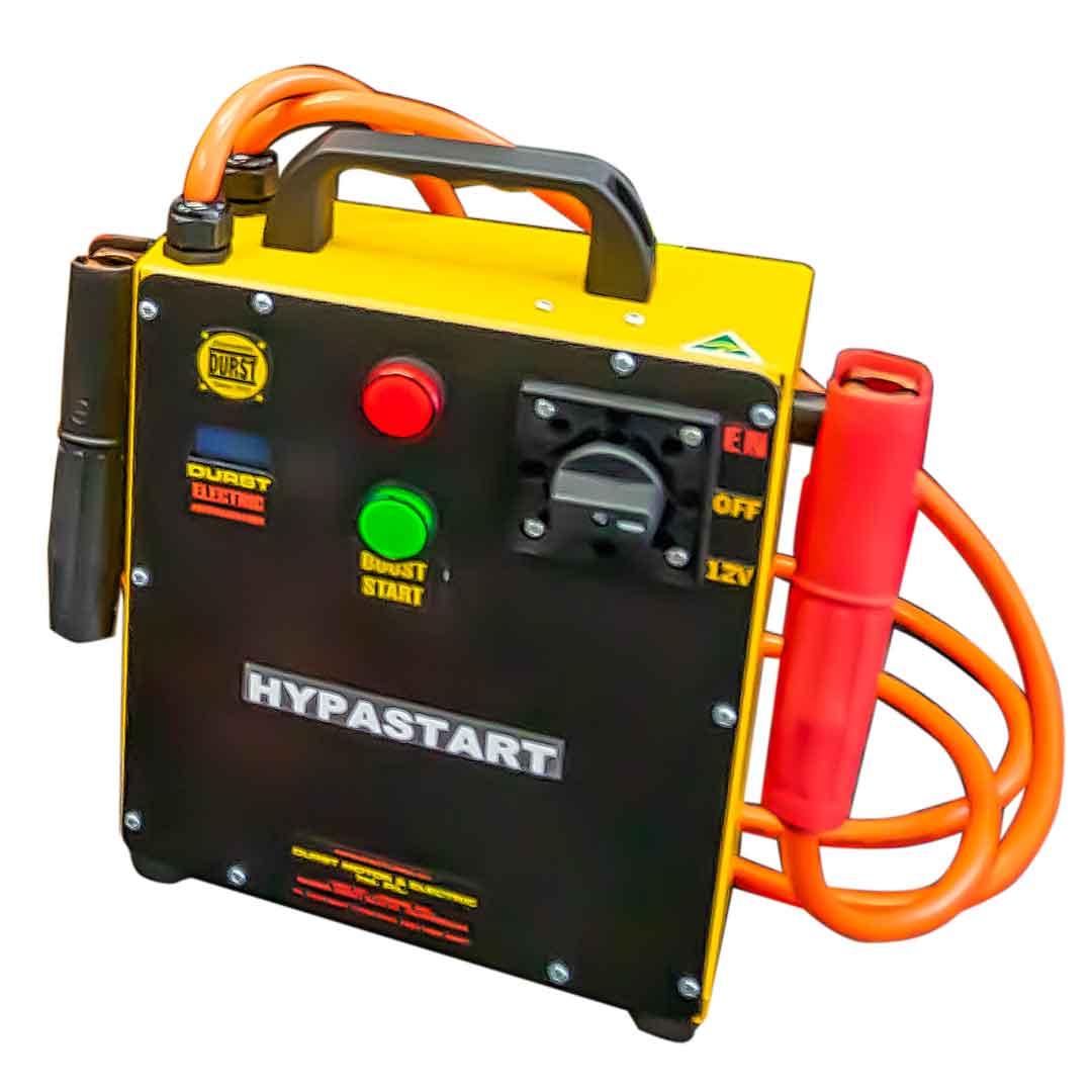 The Durst Hypastart® Super Capacitor Jump Starter