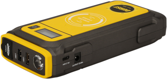 Durst Personal Jump Starter for cars and bikes