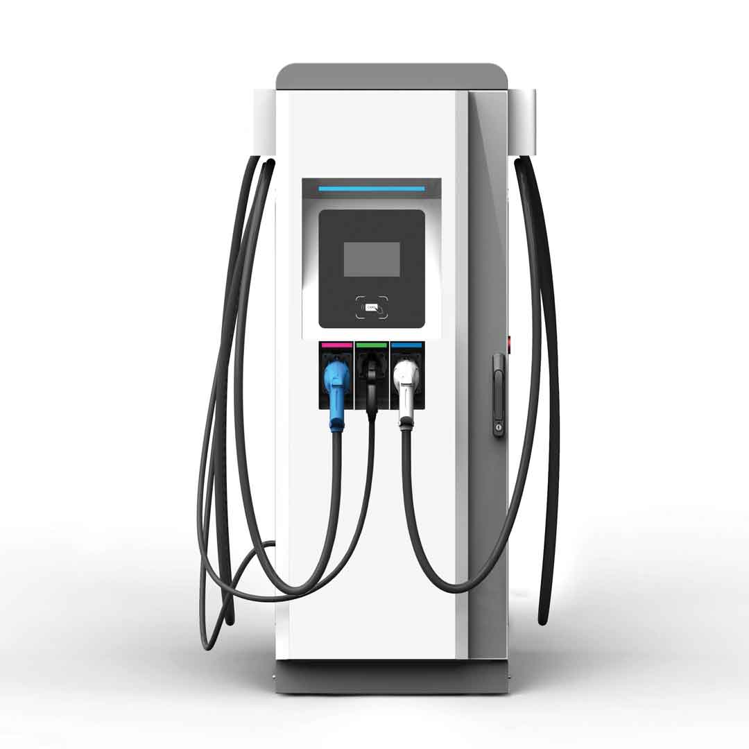 eFLEX Series 60 to 120kW Electric Vehicle Commercial Charging Station, Available from Durst Australia